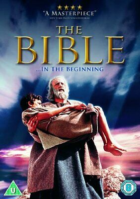 The Bible [DVD] [1966] - DVD  0AVG The Cheap Fast Free Post