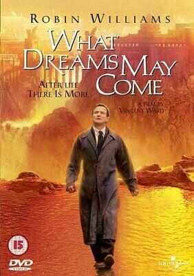 Movie - What Dreams May Come [DVD] [1998] - DVD  AGVG The Cheap Fast Free Post