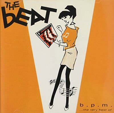 The Beat - B.P.M.: Beats Per Minute: The Very Best Of The ... - The Beat CD H1VG
