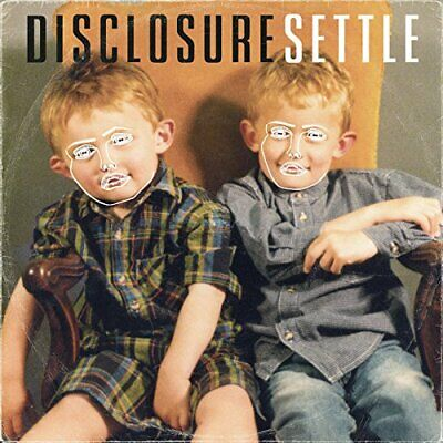 Disclosure - Settle - Disclosure CD OKVG The Cheap Fast Free Post The Cheap Fast