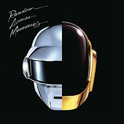 Daft Punk - Random Access Memories - Daft Punk CD 3KVG The Cheap Fast Free Post