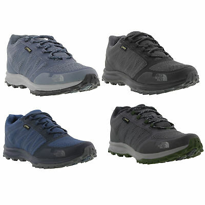 North Face Litewave Fastpack GTX Mens Goretex Waterproof Walking Shoes Size 8-13
