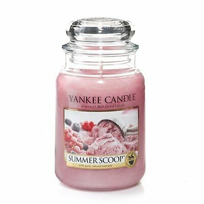 Yankee Candle Company Summer Scoop Large Jar Candle