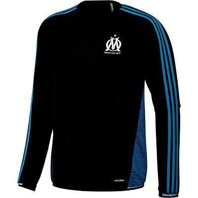 Olympique Marseille 20515 - 2016 Adidas Training Top In Adult Sizes Xs To Xxxl