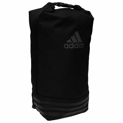 adidas Unisex 3s Per Shoe Bag Compartments Mesh Zip Traveling Accessories