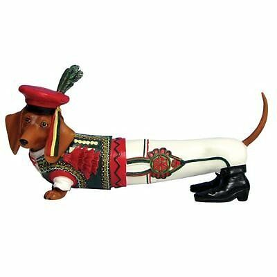 Hot Diggity Dog Polish Dog Figurine