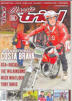 CLASSIC TRIAL MAGAZINE - Issue 20 (NEW COPY)