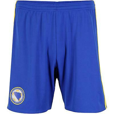 Bosnia & Herzegovina 15-16 Adidas Home Shorts In Adult Sizes S, M, L, Xl & Xxl