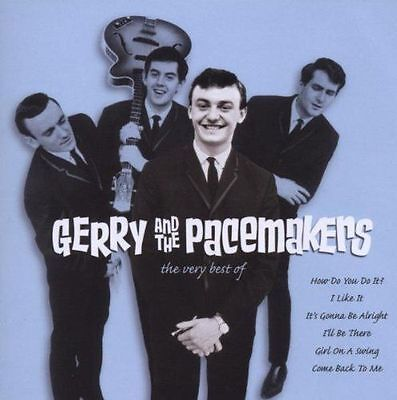 Gerry And The Pacemakers The Very Best Of Cd