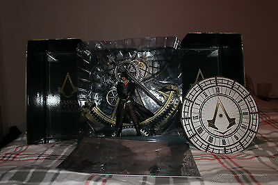 PS4 Assassins Creed Syndicate Big Ben Exclusive Limited Collectors-NO GAME