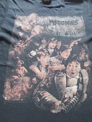 The Goonies Black T Shirt Size S Small M Medium