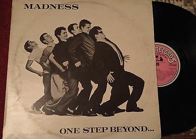 Madness / Suggs - One Step Beyond YUGOSLAVIA RELEASE VINYL L.P.