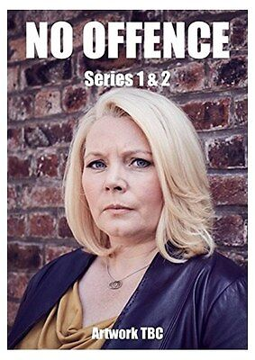 No Offence: Series 1-2 [New DVD]