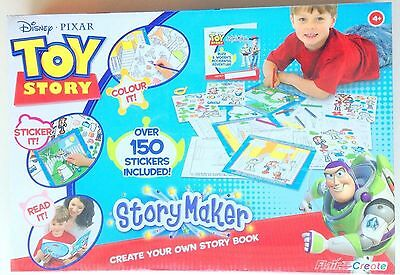 Disney Pixar 12131 Toy Story Story Hersteller Kit Kinder Aufkleber and Comic