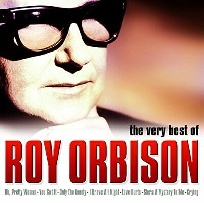 The Very Best Of Roy Orbison -  CD CSVG The Cheap Fast Free Post The Cheap Fast