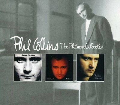 The Platinum Collection: Face Value / No Jacket Required / ...But ... -  CD 20VG