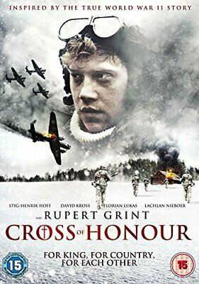 Cross of Honour [DVD] - DVD  ZGVG The Cheap Fast Free Post