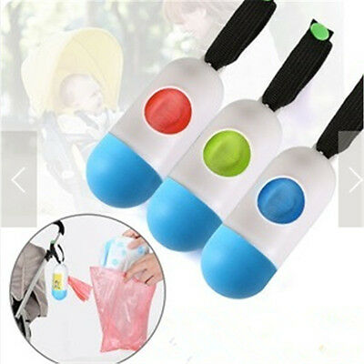 Portable Rubbish Bags Baby Diapers Abandoned Bags Case LAN