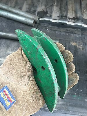 "Greenlee 5010939 Shoe Adapter 1-1/4 to  2"" 884 885 Conduit Pipe Bender Part #2"