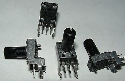 pack of 10  RK09K 10K linear Mini potentiometer pcb mount pot control