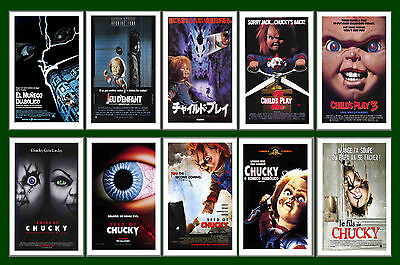 Childs Play - Chucky - Film Posters - Postcard Set #1