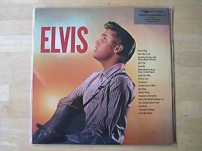 Elvis Presley LP, Elvis, RCA # 07863677361 U.K. Release Simply Vinyl 180g Sealed