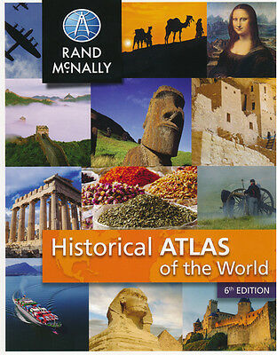Historical Atlas of the World -- 6th edition