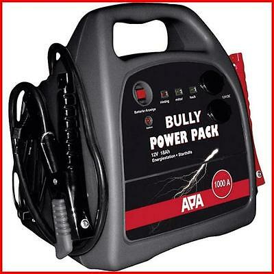 APA Pro Power Pack Bully 1000A portable 12V Starter help and Energiestation TOP