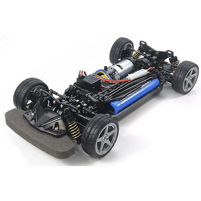 TAMIYA RC 58600 TT-02 Type-S Chassis 1:10 Assembly Kit