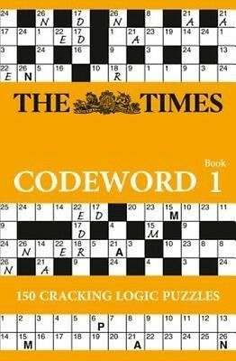 The Times Codeword, Book 1 by Puzzler Media Paperback Book (English)