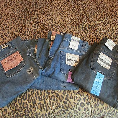 Nwt~ Great Variety Of Boys Arizona, Route 66 Blue Jeans. Sharp Jeans, Girls