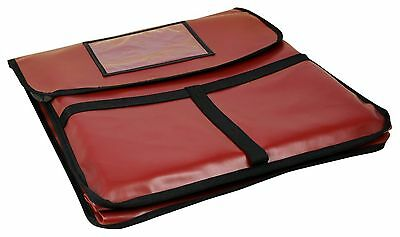 Thunder Group 24 x 24 Inch Pizza Bag holds 2 x 22 Inch Pizza New