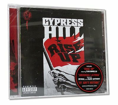 Cypress Hill Rise Up 3 Piece Gift Set With Cd Pins Keychain New Sealed Official