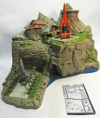 Thunderbirds Tracy Island Interactive Playset Immaculate