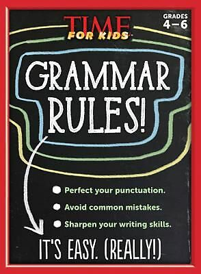 Time for Kids Grammar Rules! by Editors of Time for Kids Magazine (English) Pape