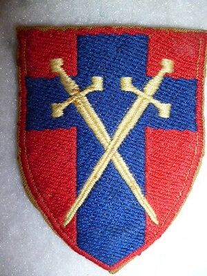 British Army 21st Army Group Formation Sign WW2