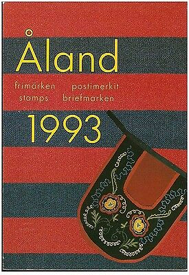 Aland 1996 Official Year Pack 1996 Mnh Aland