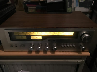 VINTAGE ROTEL RECEIVER RX-503 Amazing Near Mint Condition! Works! Rare!