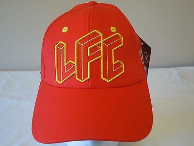 Liverpool Official Licensed Lfp Kop Hat Cap Adults New