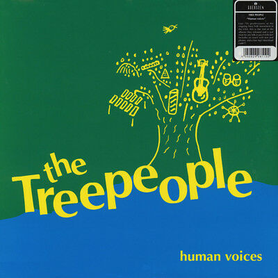 Tree People - Human Voices (Vinyl LP - 2009 - EU - Original)