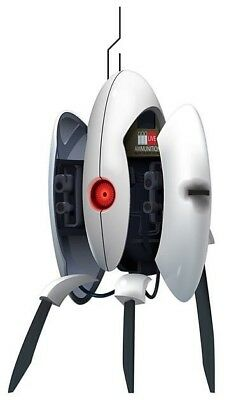 """Portal 2 Aperture Science Big Sentry Turret Wall Decal 48X28"""" Removable Reusable"""