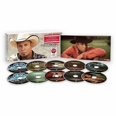 2016 GARTH BROOKS Ultimate Collection Limited Edit. 10 CD BOX SET  NEW