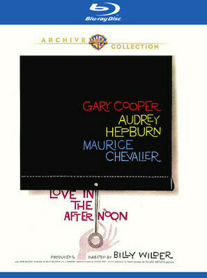 Love in the Afternoon [New Blu-ray] Manufactured On Demand, Subtitled, Amaray