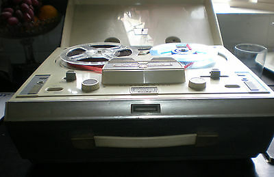 Vintage Fidelity Reel To Reel Tape Recorder Player - Collection Welcomed!
