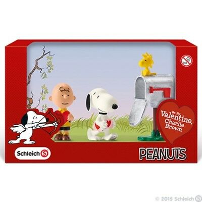 Peanuts Valentine's Day Scenery Pack - Snoopy / Charlie Brown Christmas - 22033