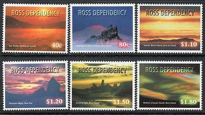 Ross Dépendance Mnh 1999 Skies Ensemble