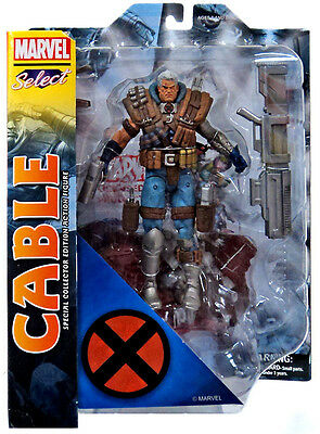 Cable Marvel Select Action Figure  OCT142189