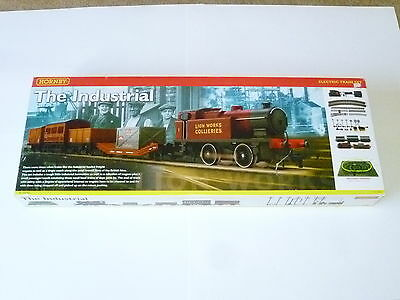 Hornby OO Gauge R1088 The Industrial Train Set  EMPTY BOX ONLY