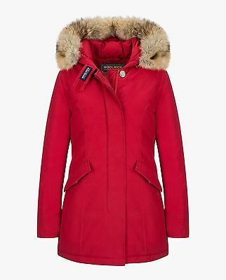 Woolrich WS WOOL LINED ARCTIC PARKA  donna woman jacket ORIGINALE NUOVO Giubbino