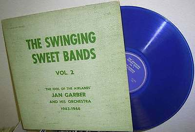 Lp Jan Garber & His Orchestra - The Swinging Sweet Bands Vol. 2*usa '68 Blue Wax